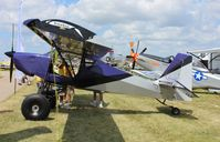 N133WZ @ KOSH - Just Aircraft Superstol