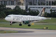 N928FR @ TPA - Hank the Bobcat Frontier