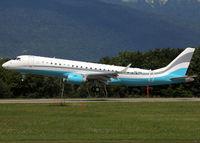 CN-SHS @ LSGG - Landing rwy 23 - by Shunn311