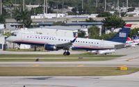 N948UW @ FLL - USAirways E190
