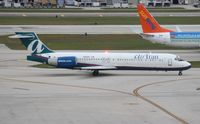 N958AT @ FLL - Air Tran