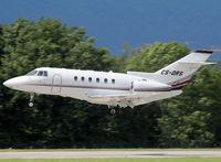 CS-DRS @ LSGG - Landing rwy 23 - by Shunn311