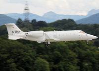 D-CHER @ LSGG - Landing rwy 23 - by Shunn311