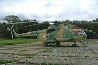 0818 @ LKVY - Mil Mi-8T Hip [10818] (Czech Air Force) Vyskov~OK 09/09/2007
