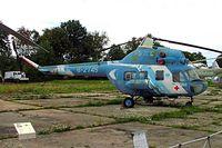 B-2745 @ LKVY - Mil Mi-2 Hoplite [5310345097] (Czech Police) Vyskov~OK 09/09/2007