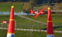C-GYRB - Pete Mcleod, RedBull AirRace Finale 2014, Spielberg, Austria - by Paul H