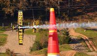 N540XS - Nigel Lamb, RedBull AirRace Finale 2014, Spielberg, Austria - by Paul H