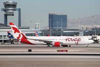 C-FMWU @ KLAS - Boeing 767-300 - by Mark Pasqualino