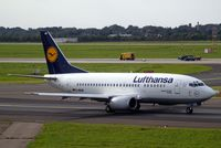 D-ABJD @ EDDL - Boeing 737-530 [25309] (Lufthansa) Dusseldorf~D 15/09/2007 - by Ray Barber