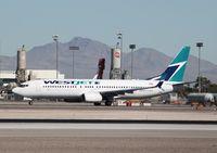 C-GWRG @ KLAS - Boeing 737-800 - by Mark Pasqualino