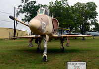 158073 @ KFTW - fort Worth Aviation Museum - by Ronald Barker