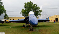 162826 @ KFTW - Fort Worth Aviation Museum - by Ronald Barker