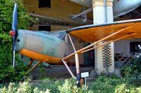 I-FRIF - Fairchild UC-61K Argus [1036] San Pelagio~I 16/07/2004. Now at Fiume Veneto-Friuli- Venezia Giulia~Italy
