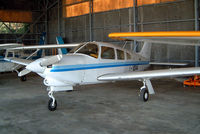 I-NEWA @ LILN - Piper PA-28R-201T Turbo Arrow III [2803004] Varese-Venegono~I 19/07/2004