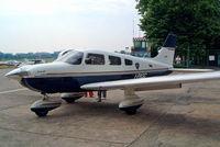 I-PASC @ LIMB - Piper PA-28-181 Archer III [2843162] Milan-Bresso~I 20/07/2004