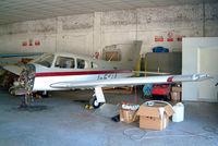 I-EKIA @ LIPN - Piper PA-28R-201T Turbo Arrow III [2803002] Verona-Boscomantico~I 17/07/2004