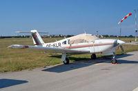 OE-KLR @ LIDF - Piper PA-28RT-201T Turbo Arrow IV [28R-8231018] Fano~I 15/07/2004