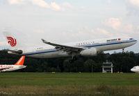 B-6073 @ LSGG - Landing rwy 23 - by Shunn311