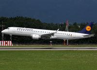 D-AEBK @ LSGG - Landing rwy 23 - by Shunn311