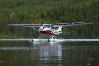 C-FVRO - In her element! - by Marius Gagnon