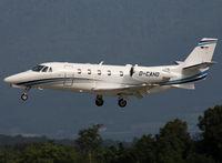 D-CAHO @ LSGG - Landing rwy 23 - by Shunn311