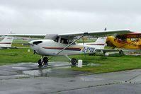 C-GYQB @ CYHU - Cessna 172R Skyhawk [172-81024] St Hubert~C 17/06/2005 - by Ray Barber