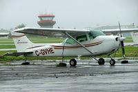 C-GVHE @ CYHU - Cessna 172N Skyhawk [172-68942] St Hubert~C 17/06/2005 - by Ray Barber