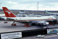 VH-EBN @ YMML - Photo taken at Melbourne in 1983 - by Peter Lea
