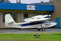 C-FNOX @ CYHU - Grumman G-44A Widgeon [1414] St. Hubert~C 17/06/2005 - by Ray Barber