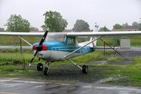 C-GZKJ @ CYHU - Cessna 152 [152-80288] St. Hubert~C 17/06/2005 - by Ray Barber