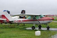 C-GBLR @ CYHU - C-GBLR   Cessna 152 [152-84923] St. Hubert~C 17/06/2005 - by Ray Barber