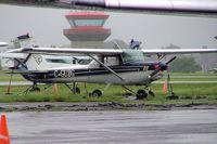 C-GUZG @ CYHU - C-GUZG   Cessna 152 [152-79688] St. Hubert~C 17/06/2005 - by Ray Barber