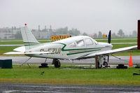 C-FZUI @ CYHU - Piper PA-28R-200 Cherokee Arrow [28R-7135169] St. Hubert~C 17/06/2005 - by Ray Barber