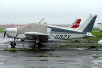 C-GBZY @ CYHU - Piper PA-28-140 Cherokee Cruiser [28-7725233] St. Hubert~C 17/06/2005 - by Ray Barber
