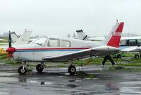 C-GNIV @ CYHU - Piper PA-28-140 Cherokee Cruiser [28-7525171] St. Hubert~C 17/06/2005 - by Ray Barber