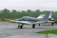 C-GQXV @ CYHU - Piper PA-28-161 Warrior II [28-7816130] St. Hubert~C 17/06/2005 - by Ray Barber