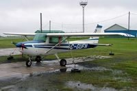 C-GUFN @ CYHU - Cessna 150M [150-77647] St. Hubert~C 17/06/2005 - by Ray Barber