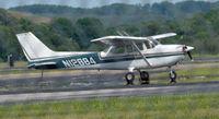 N12884 @ KDAN - 1973 Cessna 172M in Danville Va. - by Richard T Davis