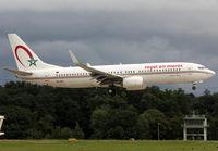 CN-RGF @ LSGG - Landing rwy 23 - by Shunn311