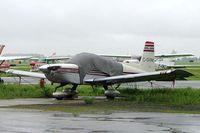 C-GVNI @ CYHU - Grumman American AA-5B Tiger [AA5B-0804] St. Hubert~C 17/06/2005 - by Ray Barber