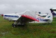 C-FGDA @ CYHU - Piper PA-25-260C Pawnee [25-4479] St. Hubert~C 17/06/2005 - by Ray Barber
