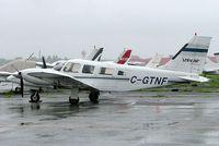 C-GTNF @ CYHU - Piper PA-34-200T Seneca II [34-7570214] St. Hubert~C 17/06/2005 - by Ray Barber