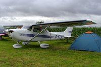 D-EERT @ EDMT - R/Cessna F.172M Skyhawk [1416] Tannheim~D 18/07/2009 - by Ray Barber