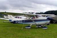D-EDCQ @ EDMT - R/Cessna F.172N Skyhawk [1736] Tannheim~D 18/07/2009 - by Ray Barber