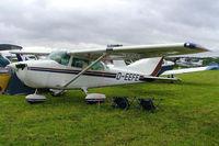 D-EEFE @ EDMT - R/Cessna F.172P Skyhawk [2168] Tannheim~D 18/07/2009 - by Ray Barber