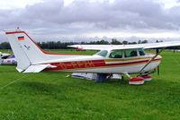 D-EFZH @ EDMT - Cessna 172N Skyhawk [172-68307] Tannheim~D 18/07/2009 - by Ray Barber