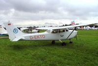 D-EKTO @ EDMT - R/Cessna F.172G Skyhawk [0180] Tannheim~D 18/07/2009 - by Ray Barber