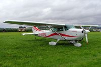 D-EOPD @ EDMT - R/Cessna F.172N Skyhawk [1955] Tannheim~D 18/07/2009 - by Ray Barber