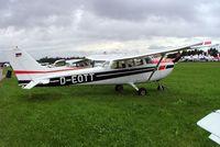 D-EOTT @ EDMT - R/Cessna F.172N Skyhawk [1816] Tannheim~D 18/07/2009 - by Ray Barber