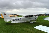 D-EPCR @ EDMT - Cessna 172S Skyhawk [172S-9484] Tannheim~D 18/07/2009 - by Ray Barber